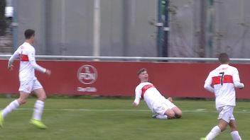 Highlights U17: 1. FC Nürnberg - VfB Stuttgart