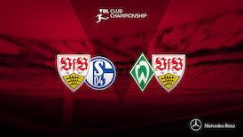 Highlights VfB eSports: SV Werder Bremen - VfB Stuttgart