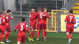 Highlights U19: TSG Hoffenheim - VfB Stuttgart