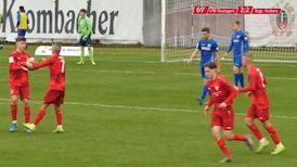 Highlights U17: VfB Stuttgart - SV Stuttgarter Kickers