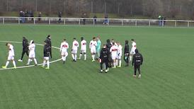 Highlights U17: 1. FSV Mainz 05 - VfB Stuttgart