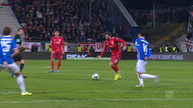 2. Halbzeit: SV Darmstadt 98 - VfB Stuttgart