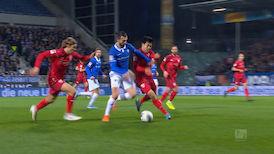 1. Halbzeit: SV Darmstadt 98 - VfB Stuttgart