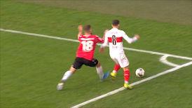 2. Halbzeit: Hannover 96 - VfB Stuttgart