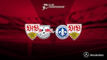Highlights VfB eSports: SV Darmstadt 98 - VfB Stuttgart