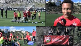 Der Samstag in Marbella mit Roberto Massimo