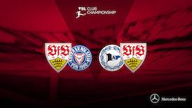 Highlights VfB eSports: VfB Stuttgart - Holstein Kiel