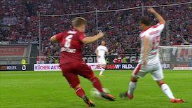 2. Halbzeit: Fortuna Düsseldorf - VfB Stuttgart