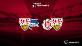 Highlights VfB eSports: VfB Stuttgart - Hertha BSC