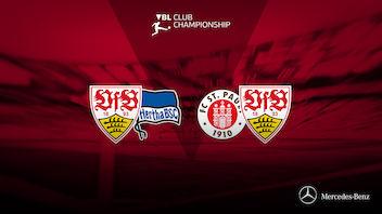 Highlights VfB eSports: FC St. Pauli - VfB Stuttgart