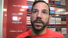 Gonzalo Castro nach dem Pokalspiel bei Bayer Leverkusen