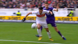 Highlights: VfB Stuttgart - Aue