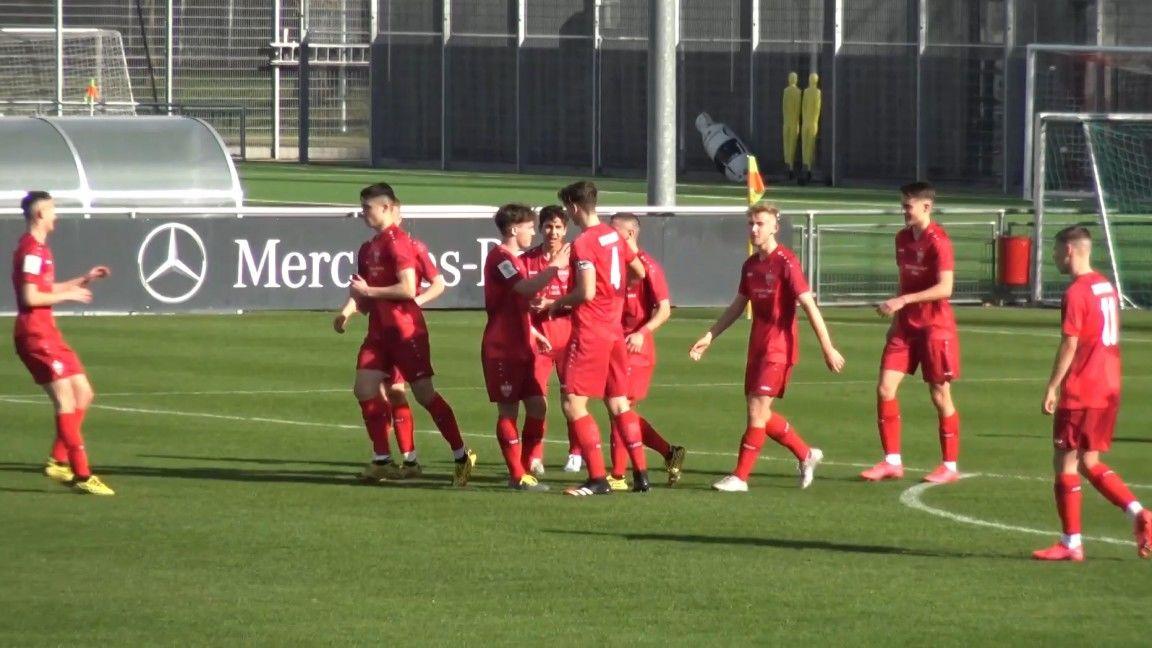 Highlights U17: VfB Stuttgart -SV Darmstadt 98