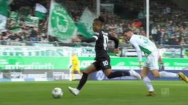 1. Halbzeit: Greuther Fürth - VfB Stuttgart