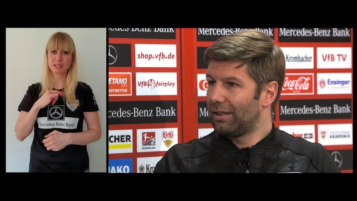 Im Interview: Thomas Hitzlsperger zur aktuellen Situation