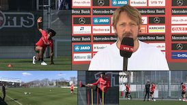 Sven Mislintat zum Trainings-Restart