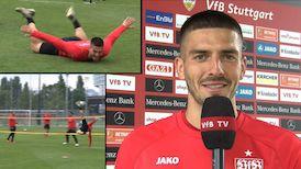 Fußballtennis-Experte Fabian Bredlow