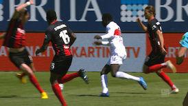 2. Halbzeit: SV W. Wiesbaden - VfB Stuttgart