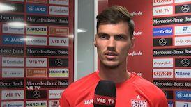 Pascal Stenzel zum Spiel in Kiel