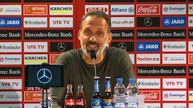 Die PK mit Pellegrino Matarazzo nach dem HSV-Spiel