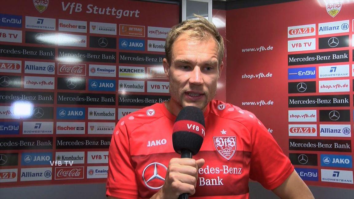 Holger Badstuber nach dem HSV-Spiel
