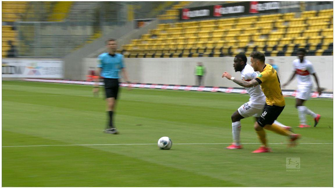 Highlights: Dresden - VfB Stuttgart