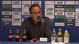 Pressekonferenz: Karlsruher SC - VfB Stuttgart