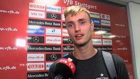 Sasa Kalajdzic zum Spiel beim 1. FC Nürnberg