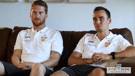 VfB KITZ VLOG by Mercedes-Benz Bank | Folge 5: Marcus Fregin & Emiel Schulze