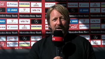 Sven Mislintat im Interview