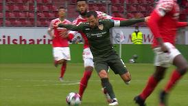 Highlights: 1. FSV Mainz 05 - VfB Stuttgart