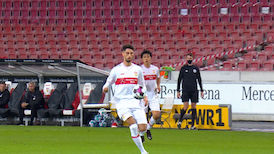 2. Halbzeit: VfB Stuttgart - 1. FC Köln