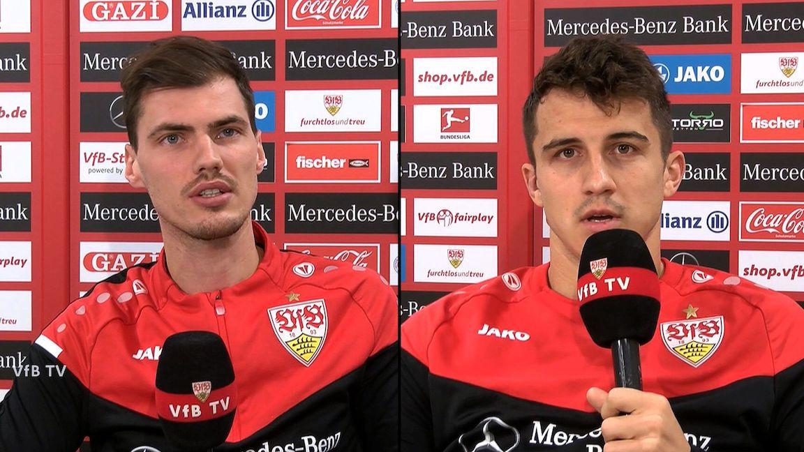 Die Interviews nach dem Spiel bei der TSG Hoffenheim