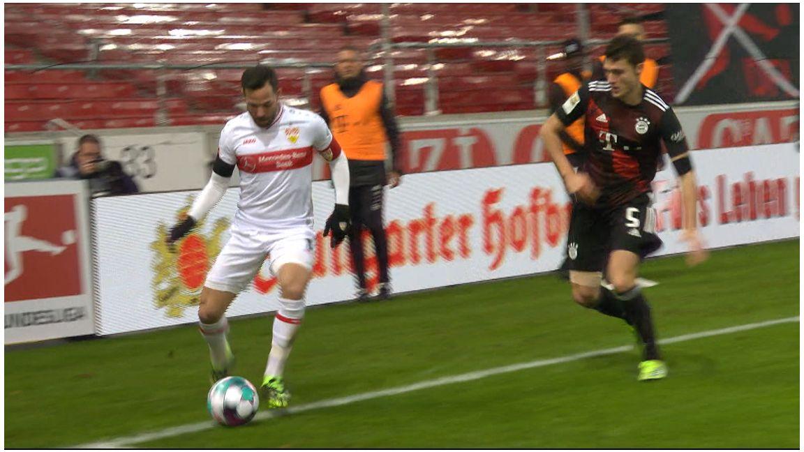 Highlights: VfB Stuttgart - FC Bayern München