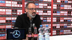 Die Video-PK vor dem Spiel beim SV Werder Bremen