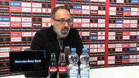 Die Video-PK vor dem Heimspiel gegen Union Berlin