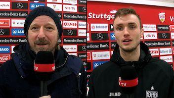 Die Interviews nach dem Spiel gegen Union Berlin