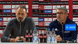 Pressekonferenzen: VfB Stuttgart - 1. FC Union Berlin