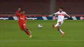 Highlights: VfB Stuttgart - RasenBallsport Leipzig