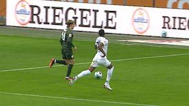 2. Halbzeit: FC Augsburg - VfB Stuttgart