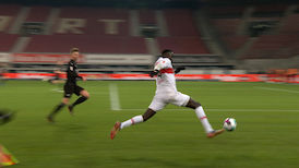 Highlights: VfB Stuttgart - Borussia Mönchengladbach