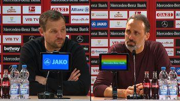 Pressekonferenzen: VfB Stuttgart - 1. FSV Mainz 05