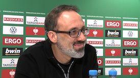 Die Video-PK vor dem DFB-Pokal-Achtelfinalspiel