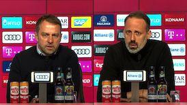 Pressekonferenzen: FC Bayern München - VfB Stuttgart
