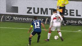 Highlights: VfB Stuttgart - SpVgg Greuther Fürth