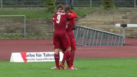 Highlights: SV Stuttgarter Kickers - VfB Stuttgart U17