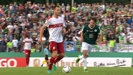 Highlights: FC 08 Homburg - VfB Stuttgart