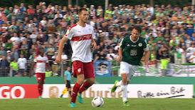 Highlights: FC 08 Homburg - VfB Stuttgart