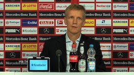 Die Pressekonferenz mit Jan Schindelmeiser