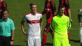 Highlights: VfB Stuttgart U19 - SC Freiburg